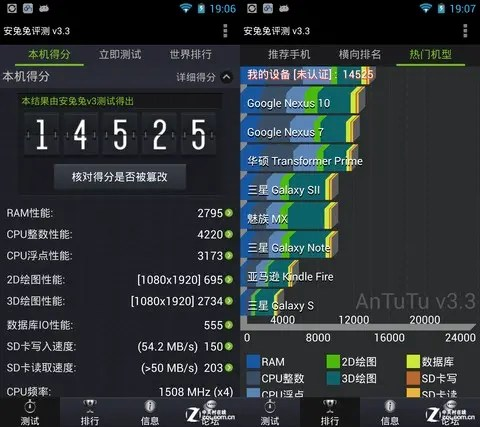 umi x2 antutu UMi X2 Turbo benchmarks published, our first look at MT6589T power