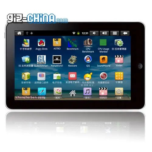 7 inch WoPad Android Tablet Only $99!