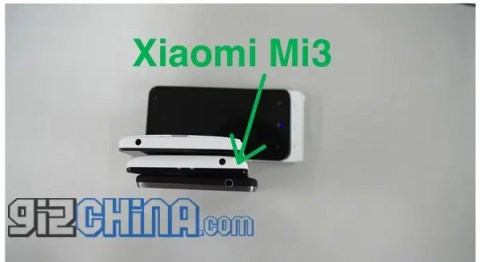 xiaomi mi3 leaked 3 Xiaomi Mi3 leaked photos, complete specification and release date!