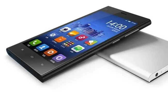 xiaomi mi3 on sale hero