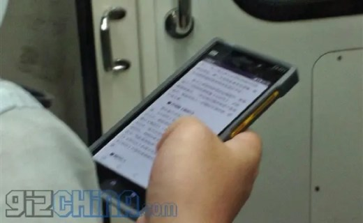 xiaomi mi3 spotted Xiaomi MI3, Meizu MX3 and Oppo N1! Flagship battle begins September, details here!