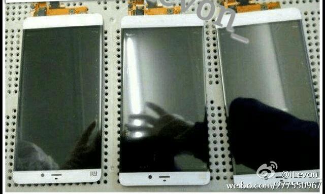 xiaomi mi5 leaked