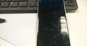 xiaomi prototype leaked