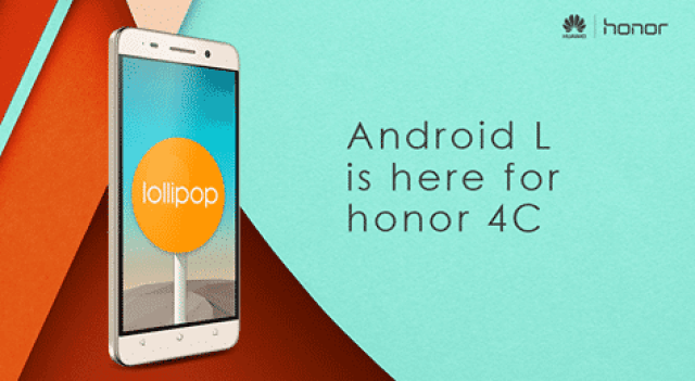 Android l Honor 4c