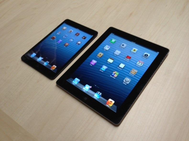 new iPads