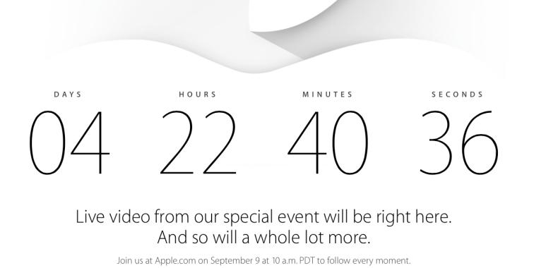 apple iphone 6 live stream