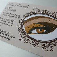 Review: Too Faced Natural Eye Palette