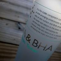 Review: Mizon AHA & BHA Daily Clean Toner