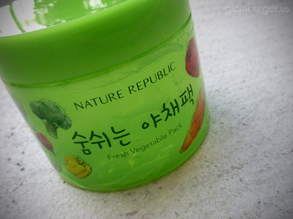 Nature Republic Fresh Vegetable Pack