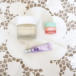 My Three Must Have Beauty Products