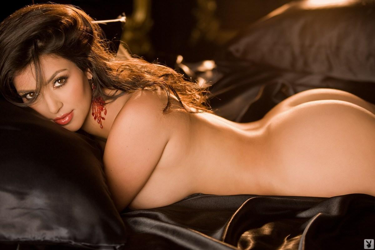 Babe of the day: Kim Kardashian