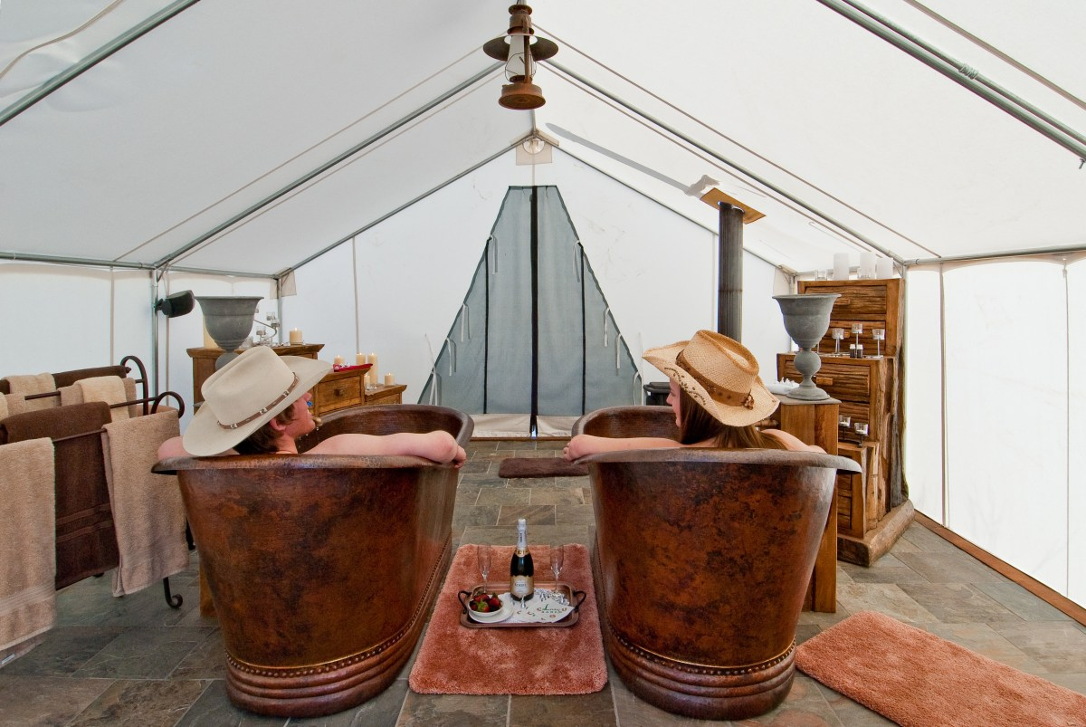 Glamping Review: C Lazy U Ranch - Granby, CO