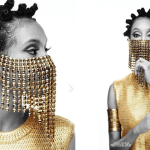 Di'Ja Drips With Gold In New Photos