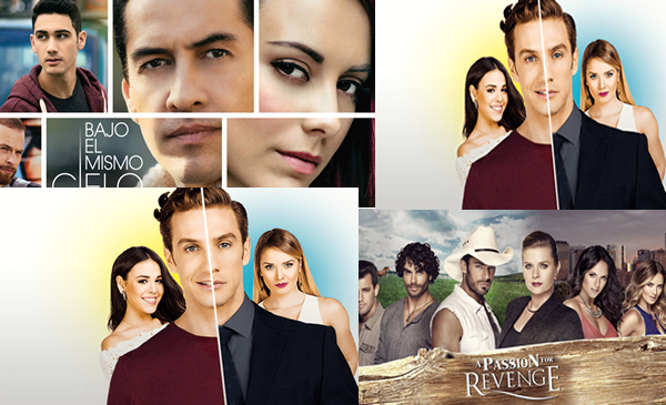 Telemundo: This Week On If Only I Were You, Under The Same Sky And A Passion For Revenge