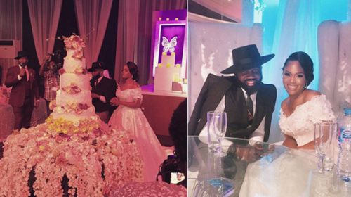 #Chobs16: Babatunde Fashola, Desmond Elliot, Rita Dominic, D'banj, Toke Makinwa & More Attend