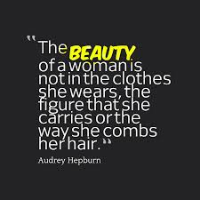 Fashion & Beauty Quote