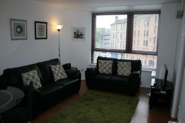 Lounge at Garnethill Gem