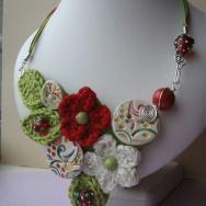 Aleksandra jewellery necklace