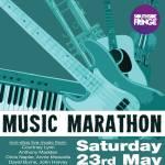southside fringe music marathon