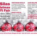 st silas christmas craft fair