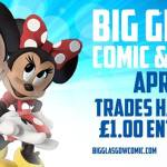 disney comiuc fair april 16