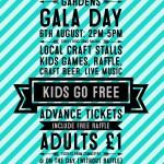 Gala Day Flyer