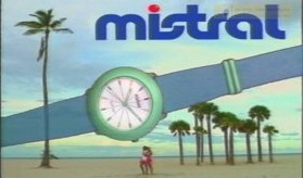 Spot Mistral Watches Miami