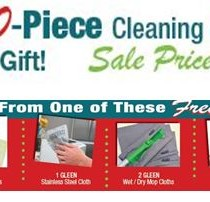 GLEEN 10 Piece Pack Plus a FREE Gift