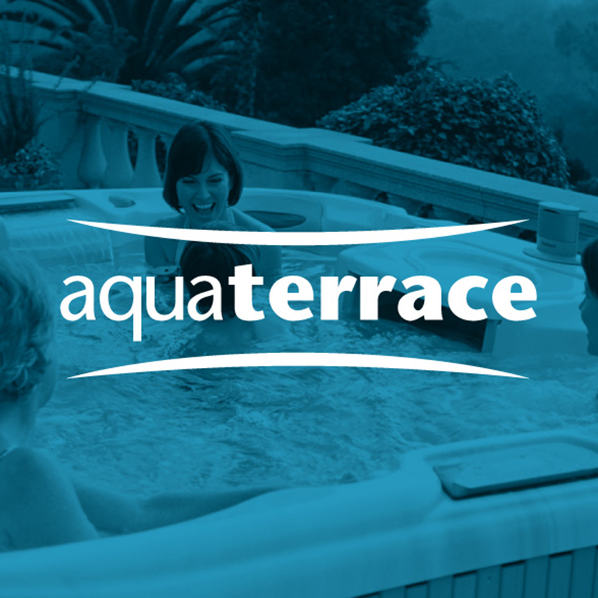 Sundance Spas Aquaterrace