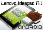 Updating Lenovo Ideapad A1 from Android Gingerbread 2.3 to ICS 4.0.4