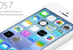 Apple iOS 7 – Coming In Fall 2013