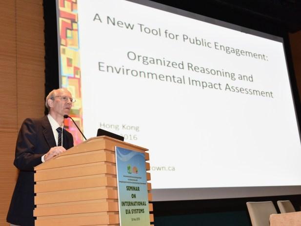 GB at Hong Kong seminar