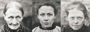 3 women patients