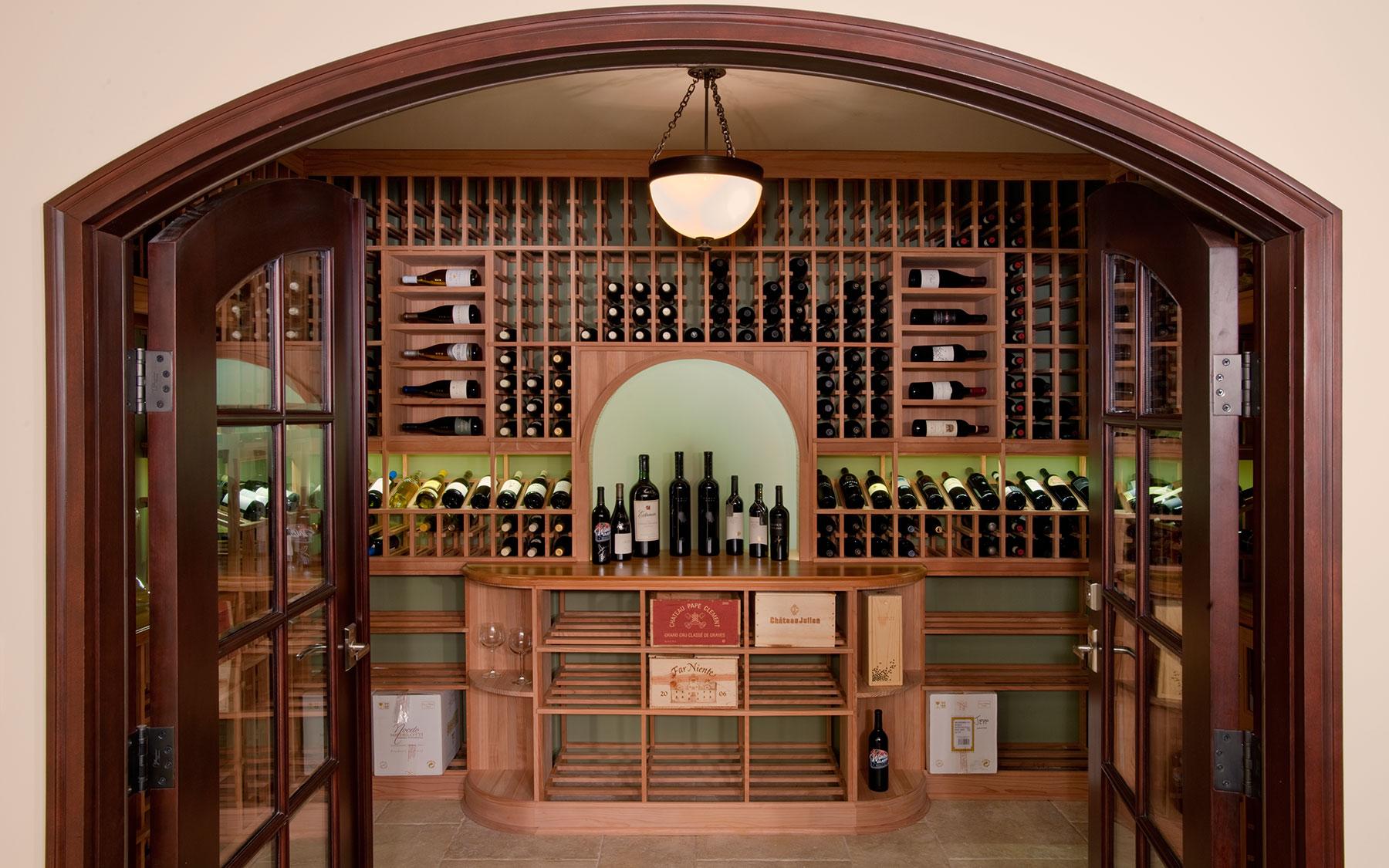 Fullsize Of Wine Cellar Doors