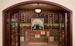 Small Of Wine Cellar Doors