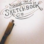 Inside the sketchbook