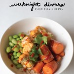 weeknight dinners