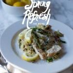 spring party menu