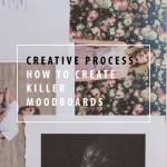 create moodboards
