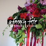 A French Fete Birthday: Styling and Floral