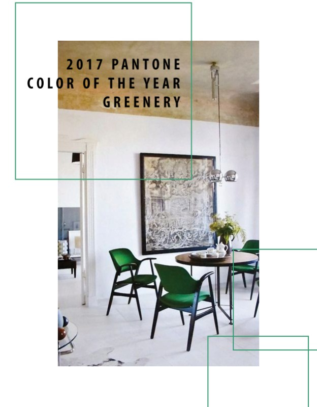2017 color of year greenery