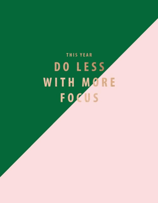 word of 2017 focus