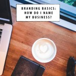 branding basics how do I name my business