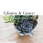 Glisten & Grace Our Systems
