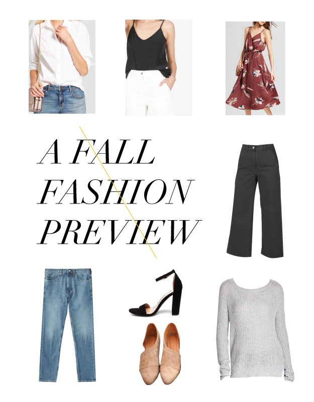 fall fashion preview 2