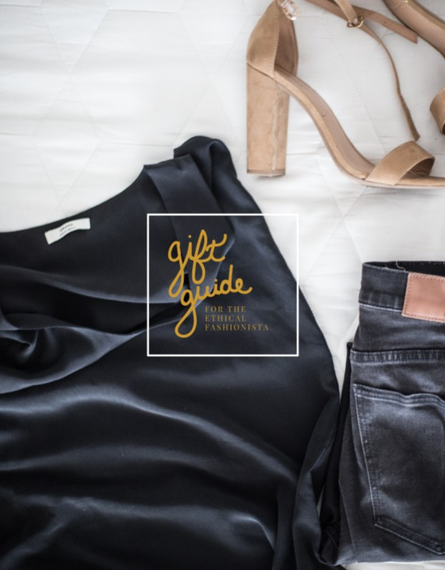 Gift Guide Ethical Fashionista