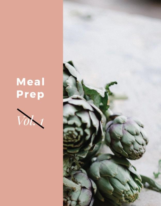 meal prep vol 1