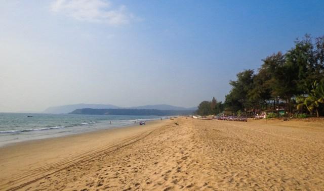 Agoda Beach is a quiet slice of paradise