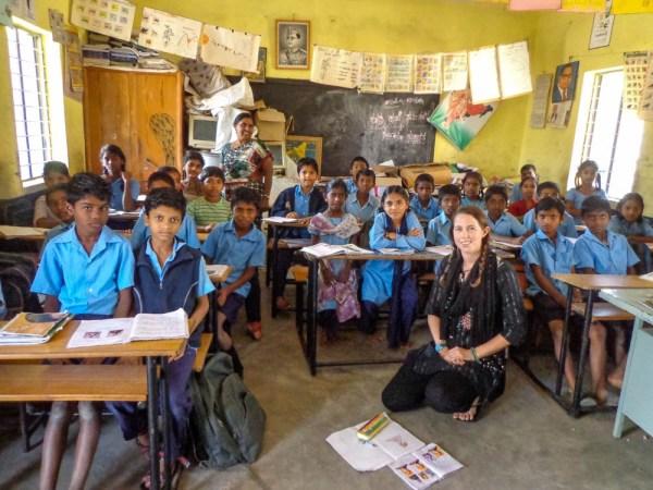 Volunteering in Bangalore, India