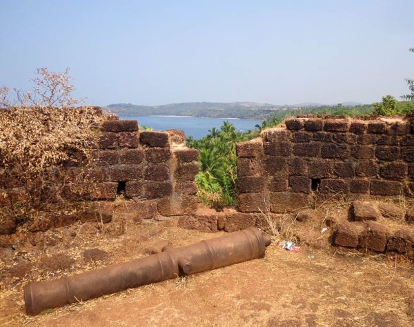cabo de rama fort view